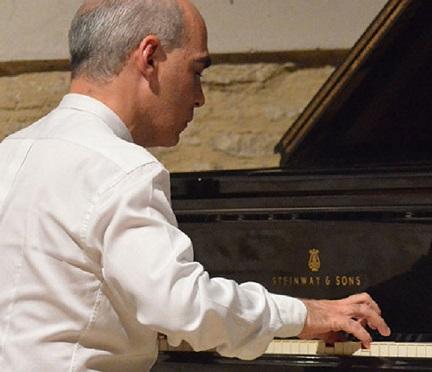 cursos  Clase magistral de piano con Miguel Ituarte