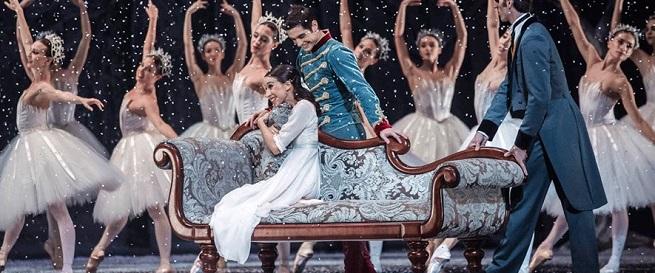 clasica danza  El Cascanueces, con la Compañía Nacional de Danza, llega al Teatro de la Zarzuela