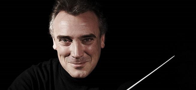 clasica  Jaime Martín dirige a la Real Filharmonía de Galicia con un programa compuesto por serenatas