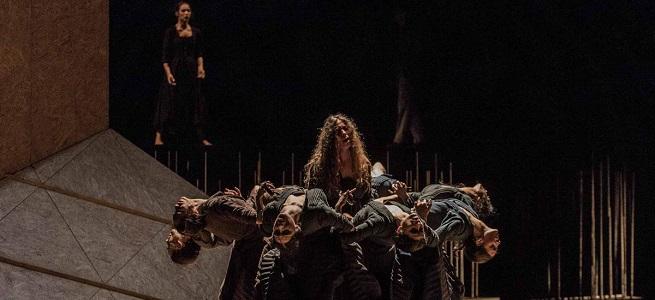 clasica danza  El Teatro Real despide el año en compañía del Ballet Nacional de España y Electra