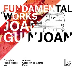 cdsdvds  Complete piano works, vol 1. Joan Guinjoan