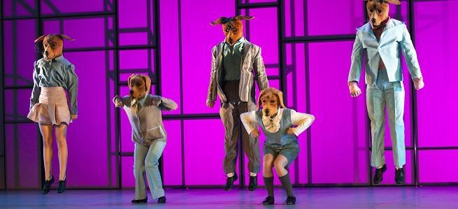 para ninos  Aracaladanza vuelve con Play, un espectáculo familiar para estas navidades, en los Teatros del Canal