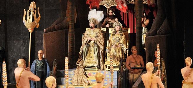 lirica  Aida sube al escenario del Liceu en la producción de Mestres Cabanes