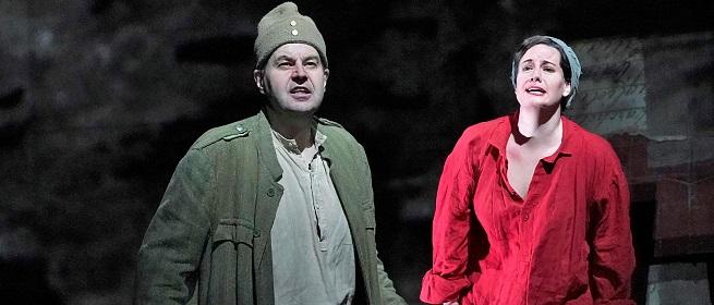 lirica  Wozzeck, de Berg, desde la Metropolitan Opera House en Yelmo Cines