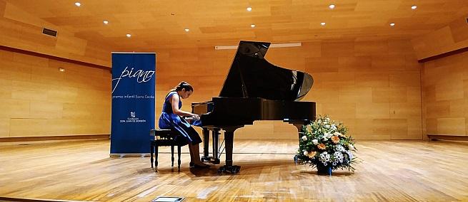 clasica  Concierto de los ganadores del 22 Premio de Piano Santa Cecilia