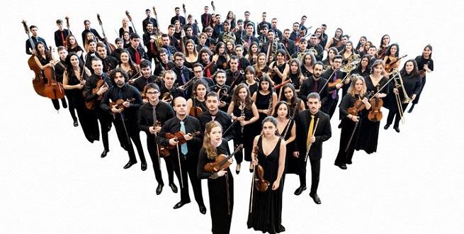contemporanea  Concierto de la JONDE en el Auditorio Nacional