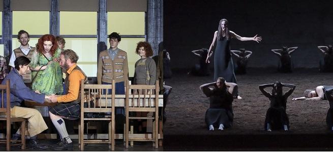 temporadas  La programación operística de 2020 de les Arts recupera el repertorio centroeuropeo y el Barroco