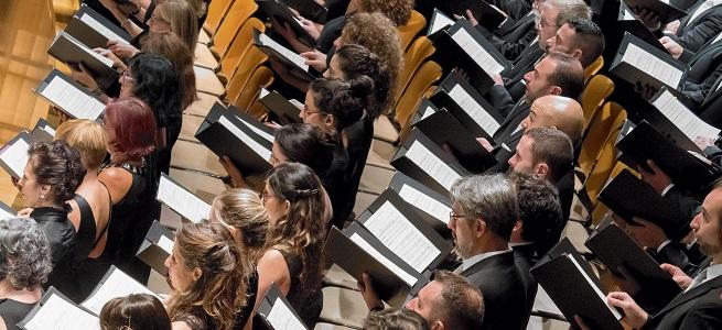 pruebas de acceso  Convocatoria de una plaza de subdirector del Coro Nacional de España