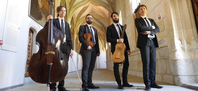 antigua  Concerto 1700 presenta una Jam Session de música barroca