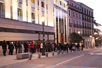 actualidad de centros  Jornada de Puertas Abiertas de la Escuela Superior de Música Reina Sofía