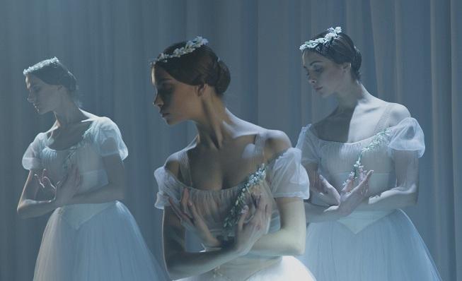 clasica danza  Giselle con el Bolshoi Ballet en Yelmo Cines