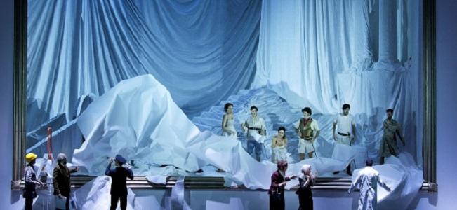 lirica  Les Arts estrena Il viaggio a Reims, de Rossini