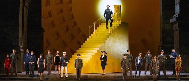 lirica  Cine Yelmo proyecta en exclusiva la ópera Agripina, en directo desde el Met de Nueva York