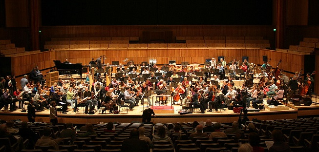 pruebas de acceso  Audiciones para violín de la London Philharmonic Orchestra