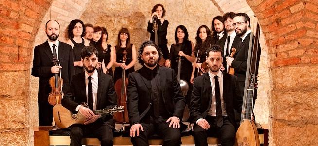 antigua  Forma Antiqva inicia su gira Ibercàmera con María Espada y Carlos Mena