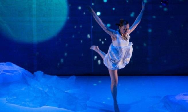 para ninos  Danza inspirada en Isadora Duncan en CaixaForum