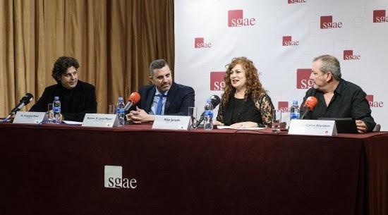 convocatorias concursos  La Presidenta de la SGAE Pilar Jurado y el Alcalde de Cullera, Jordi Mayor firman un convenio para impulsar el Concurso Internacional de Violín CullerArts
