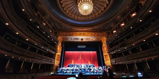 lirica  El Teatro de la Zarzuela recupera la ópera Farinelli, más de 100 años después de su estreno