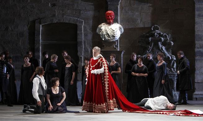 lirica  La Clemenza di Tito llega al Liceu bajo la visión de David McVicar