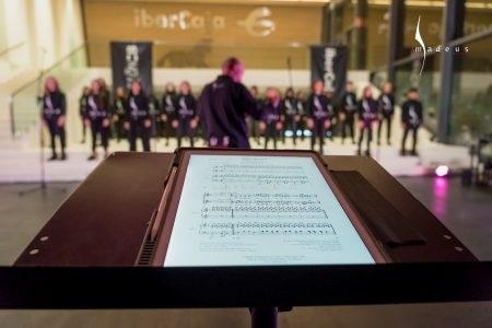 convocatorias concursos  IX edición del Concurso Internacional Amadeus de Composición Coral