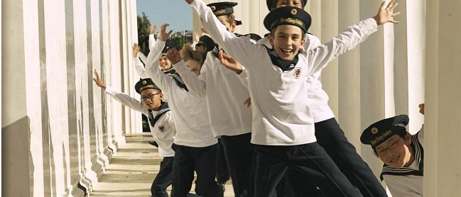 clasica  Los 'marineros' cantores de Viena se enrolan de gira por el Mediterráneo