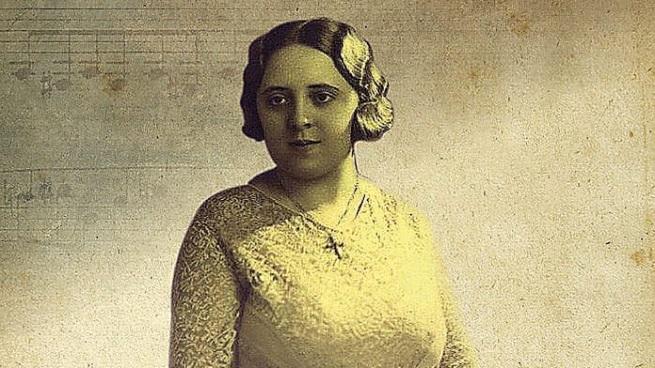 actualidad  Segovia reivindica a la compositora María de Pablos