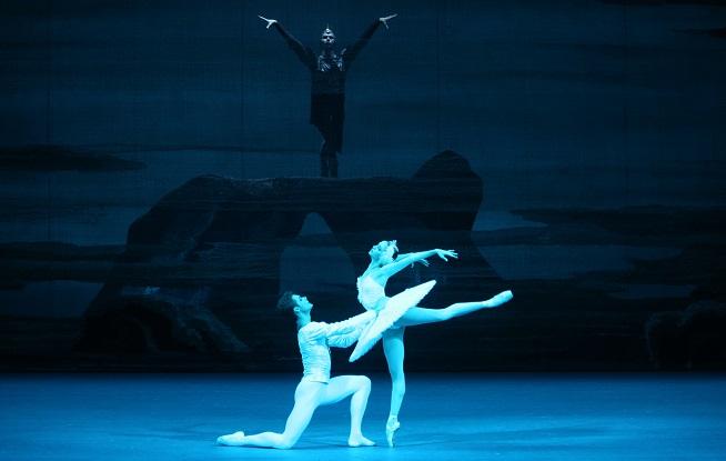 clasica danza  La versión del Bolshoi Ballet de El lago de los cisnes, en Cine Yelmo