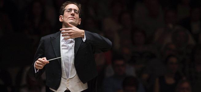 clasica  Pablo González dirige la Real Filharmonía de Galicia