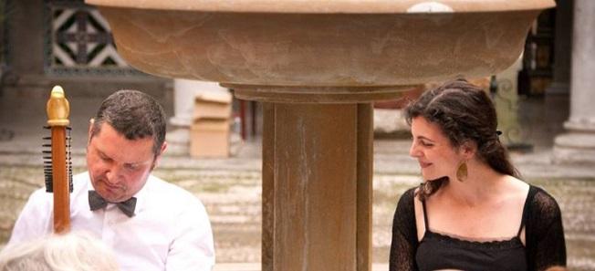 novedades  Paloma Gutiérrez del Arroyo y Manuel Vilas presentan su disco dedicado al trovador medieval Bernart de Ventadorn