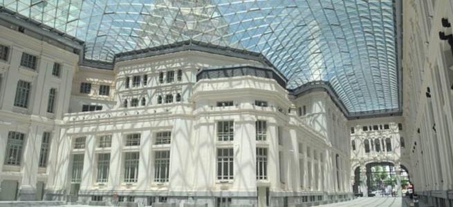 musicas del mundo  Fiesta francófona en la Galería de Cristal del Palacio de Cibeles