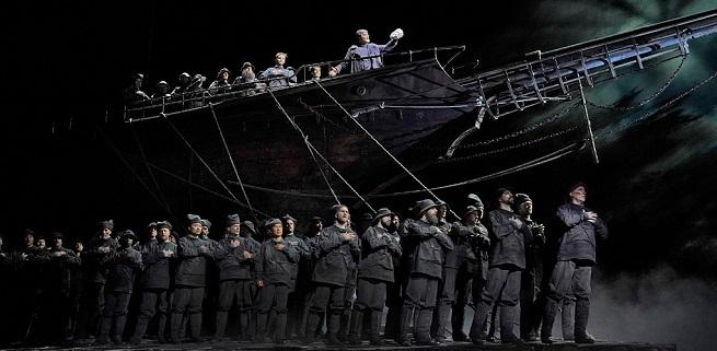 lirica  Cine Yelmo proyecta en exclusiva la ópera El holandés errante, en directo desde el Met de Nueva York