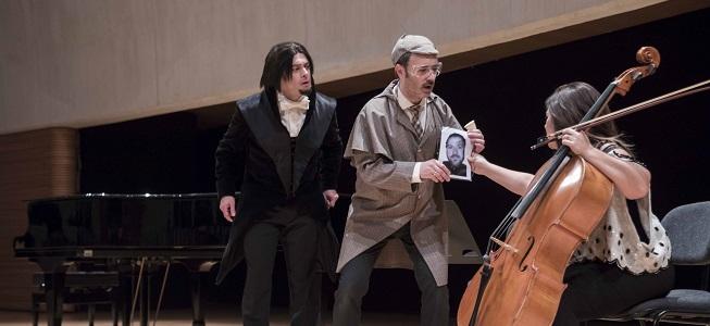 para ninos  Detectives en la ópera, para el público más joven de Les Arts