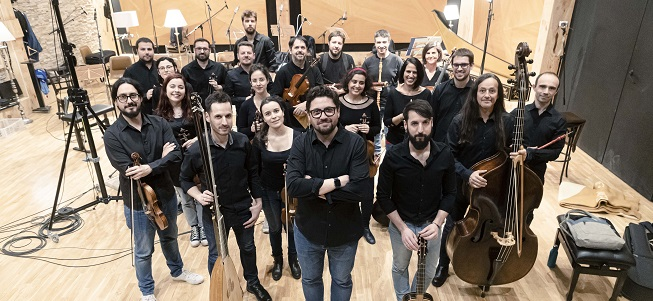 novedades  Forma Antiqva graba la integral de sinfonías de Vicente Basset