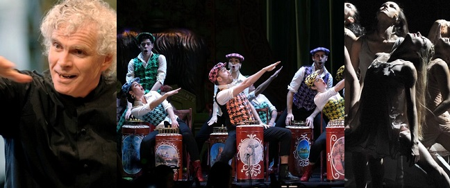 temporadas  Música, ópera, danza y mucho más para disfrutar en casa