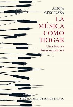 libros  La música zona de confort
