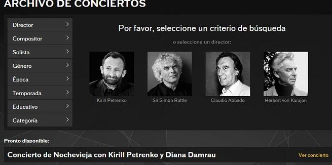 clasica  La Filarmónica de Berlín abre Digital Concert Hall a todos los usuarios