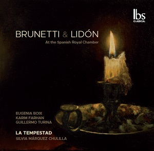cdsdvds  Brunetti y Lidón: premier moderna de una hora de música para la Real Cámara