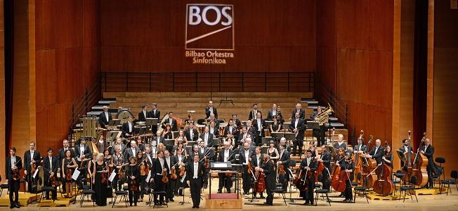 pruebas de acceso  Audiciones para violín de la Orquesta Sinfónica de Bilbao