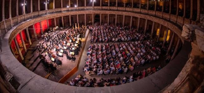 festivales  El Festival de Música y Danza de Granada aplaza su venta de entradas