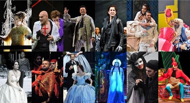 lirica  El Liceu en casa amplía su catálogo online con Lucia di Lammermoor y La Bohème