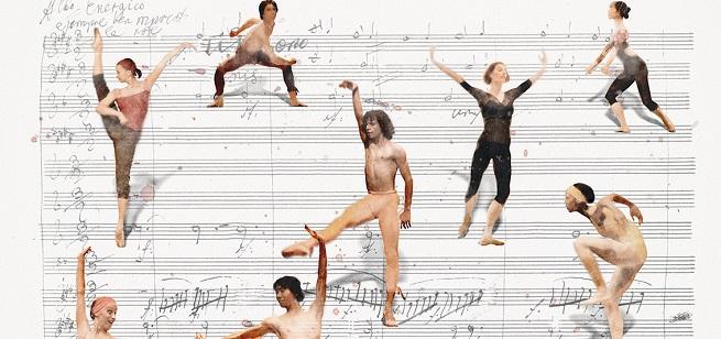 danza  Coreografía de la luz, una trilogía de películas alrededor del Béjart Ballet Lausanne, dirigido por Arantxa Aguirre, disponible online