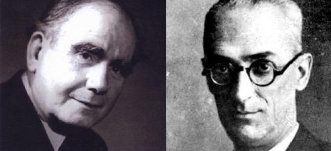 notas al reverso  Exilios interiores y confinamientos exteriores: Antoni Torrandell y Baltasar Samper