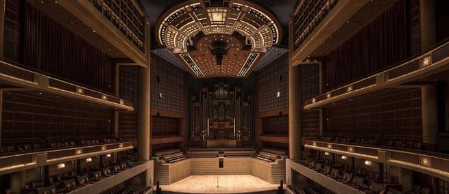 actualidad  Ciclo de seminarios web: (Re) establecer los escenarios: Orquestas y Auditorios en un mundo Post Covid