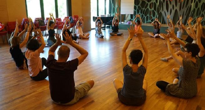 cursos de verano 2020  VII Campus de Verano Música, creatividad y movimiento