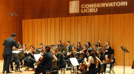 becas  Becas de la Fundació Conservatori Liceu
