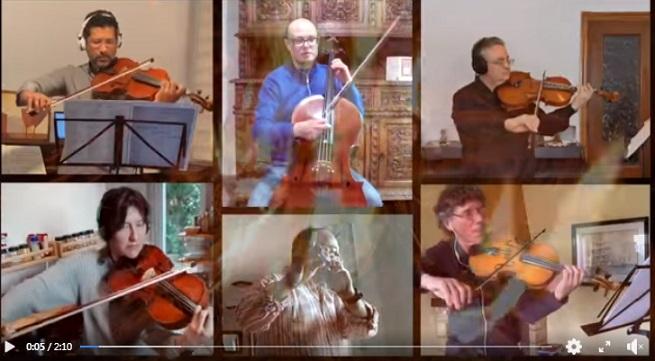 clasica  La Orquesta Ciudad de Granada continúa desde casa sus miniconciertos