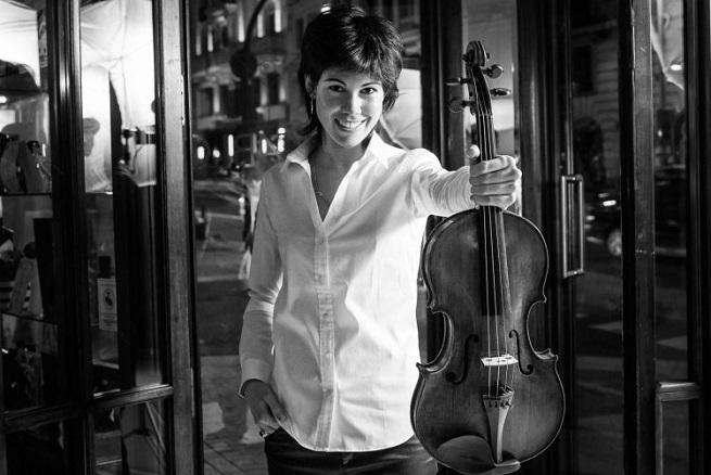 notas  Conversaciones en confianza con la violista Isabel Villanueva