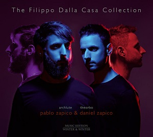 entrevistas  Pablo y Daniel Zapico alrededor del repertorio para laúd con The Filippo Dalla Casa Collection
