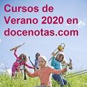 cursos de verano 2020