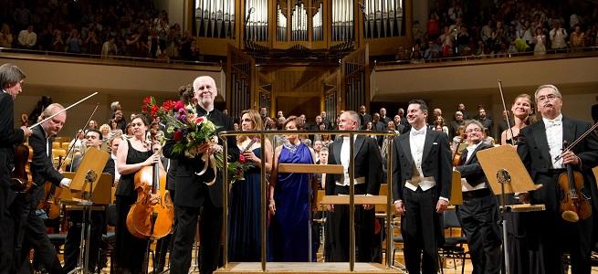 clasica  El histórico Maratón Beethoven del CNDM dirigido por Jesús López Cobos en Los conciertos de La 2